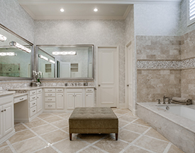 Our Work - Bathroom Remodel